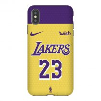 Lakers Jersey iPhone Case