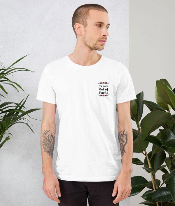 Lana Del Rey Fresh Out Of Fucks Pockets T Shirt
