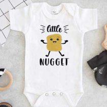 Little Nugget Baby Onesie