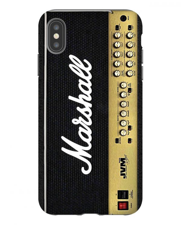 Marshall Guitar Amp iPhone Case