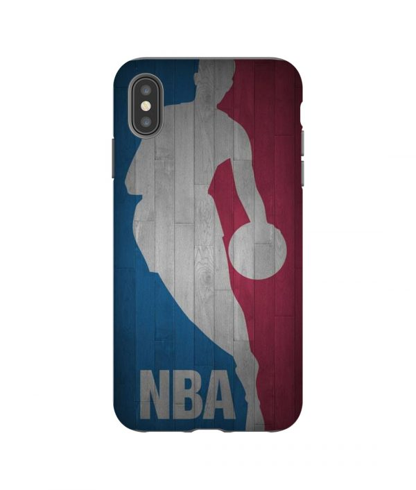 NBA Wood iPhone Case
