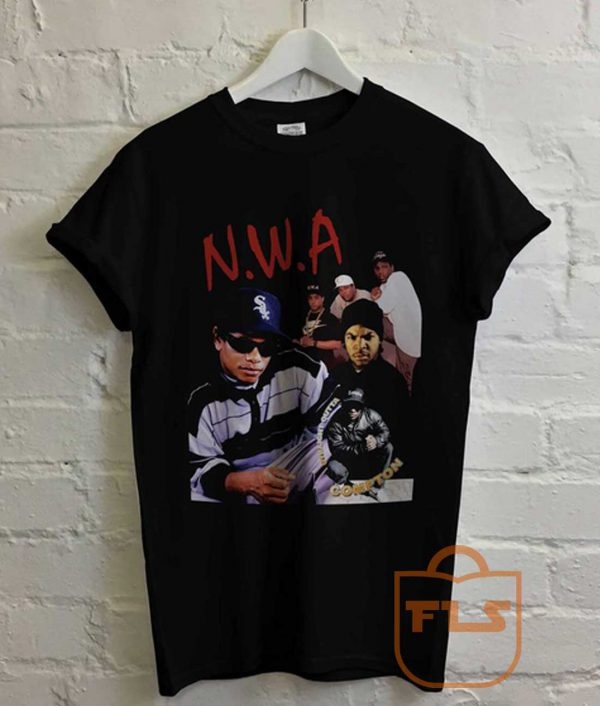 NWA Inspired Rap T Shirt