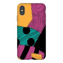 Nightmare Pattern iPhone Case