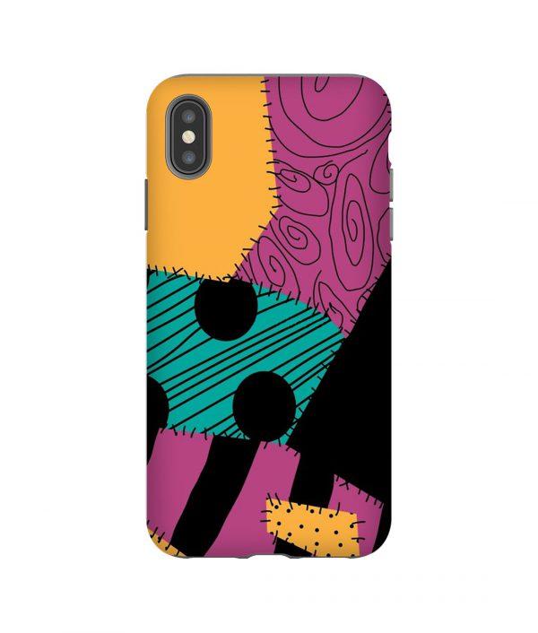 Nightmare Pattern iPhone Case