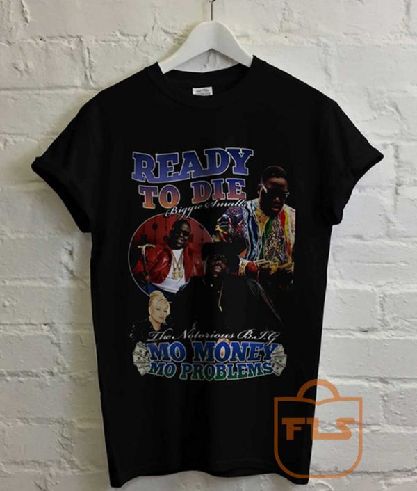 Notorious Ready To Die T Shirt
