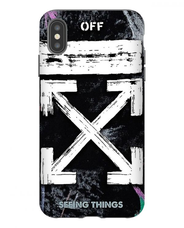 Off-White Seeing Things iPhone Case