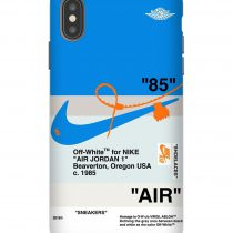 Off-White USA iPhone Case