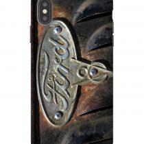 Old Ford Emblem iPhone Case