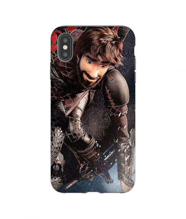 Old Hiccup iPhone Case