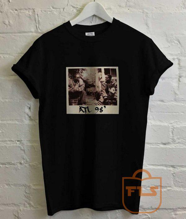 OutKast Polaroid Hip Hop T Shirt