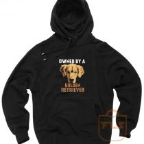 Owned by Golden Retriever Hoodie