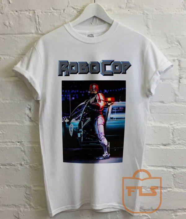 ROBOCOP Retro T Shirt