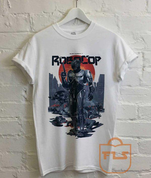 RoboCop 1987 Vintage T Shirt