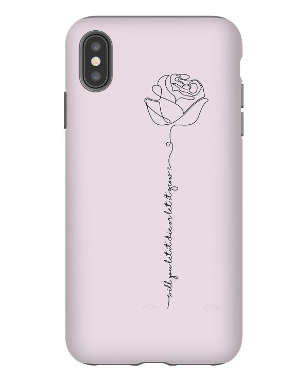 Shawn Mendes Roses iPhone Case
