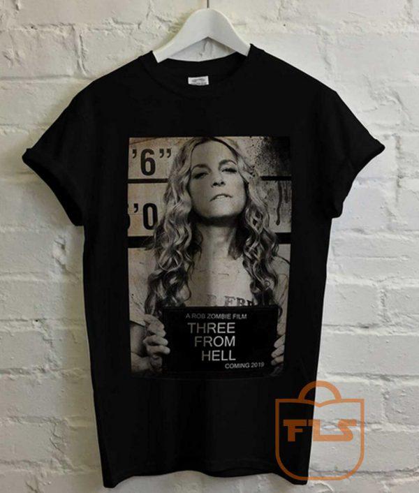 Sheri Moon Three From Hell T Shirt