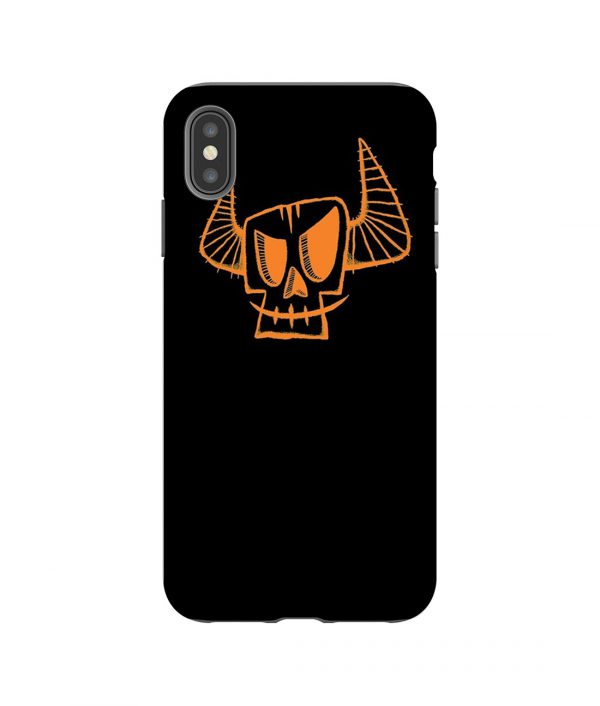Skull Daddy iPhone Case