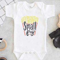Small Fry Baby Onesie