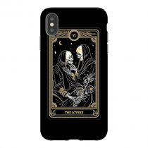 Tarot Card The Lovers iPhone Case