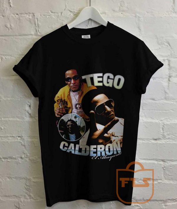 Tego Calderon Retro T Shirt