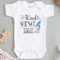 Thanks Science Baby Onesie