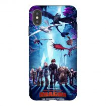 The Hidden World iPhone Case