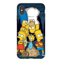 The Simpson Halloween iPhone Case