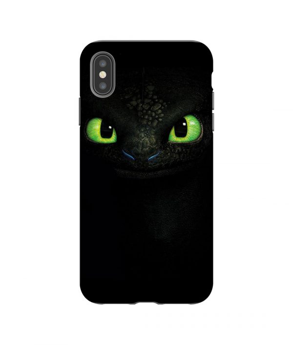 Toothless How Train Dragon 3 iPhone Case