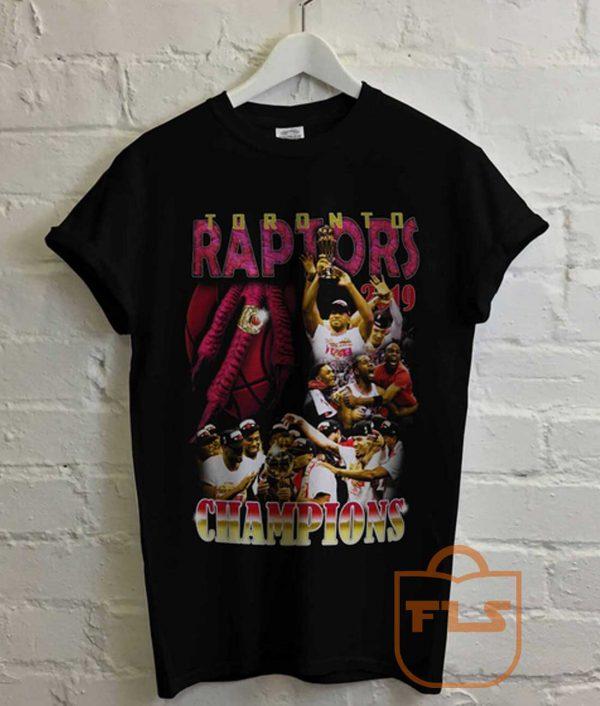 Toronto Raptors championships T Shirt