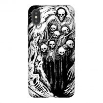 Undead Art iPhone Case