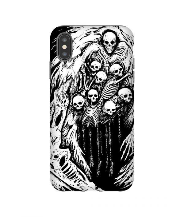 Undead Art iPhone Case