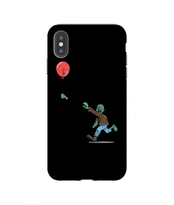 Zombie Balloon iPhone Case
