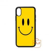 Acid Smiley iPhone Case