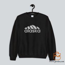 Alaska Adidas Sweatshirt