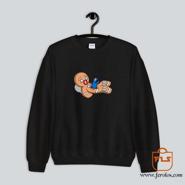 Alion nom nom Muppets Sweatshirt