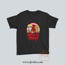 Area 51 Ramen Naruto Parody Youth T Shirt