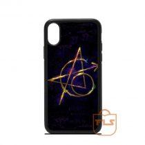 Avengers Infinity War Heroes Symbols iPhone Case