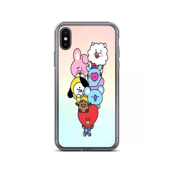 BT21 Cute iPhone Case