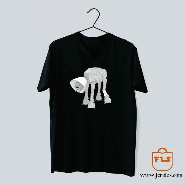 Battle Damage T Shirt