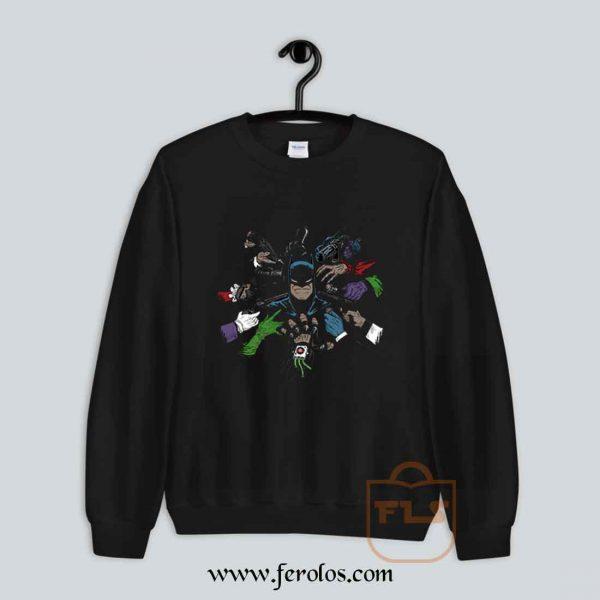 Batwick Batman Gotham Sweatshirt
