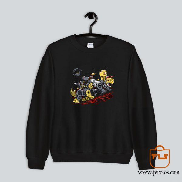 Bots Before Time Sweatshirt