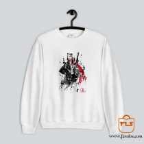 Bounty Hunter sumi e Sweatshirt