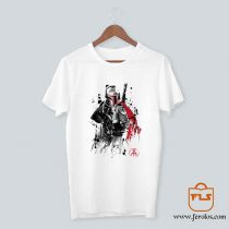 Bounty Hunter sumi e T Shirt