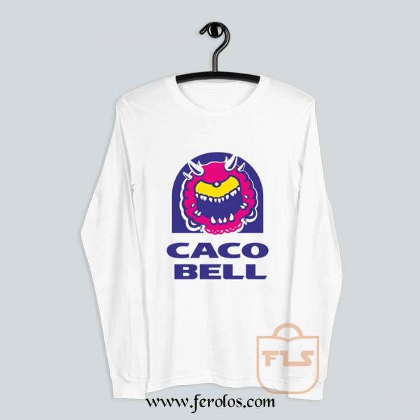 Caco Bell Parody Long Sleeve