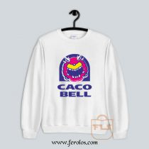 Caco Bell Parody Sweatshirt