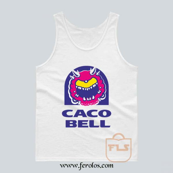 Caco Bell Parody Tank Top