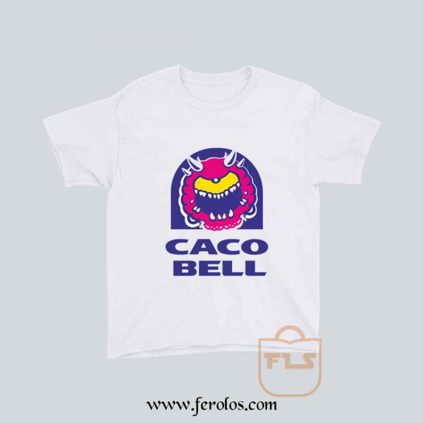 Caco Bell Parody Youth T Shirt