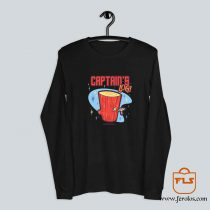 Captains Log Long Sleeve