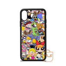 Cartoon Network Collage iPhone Case