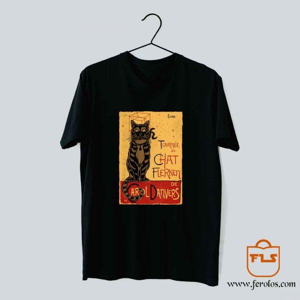 Chat Flerken T Shirt