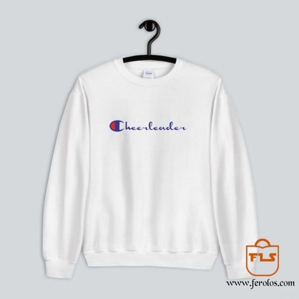 Cheerleader Champhion Sweatshirt